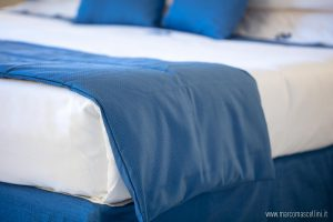 foto scaldapiedi letto hotel